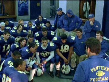 """Friday Night Lights"": Two Different Halftime Speeches"