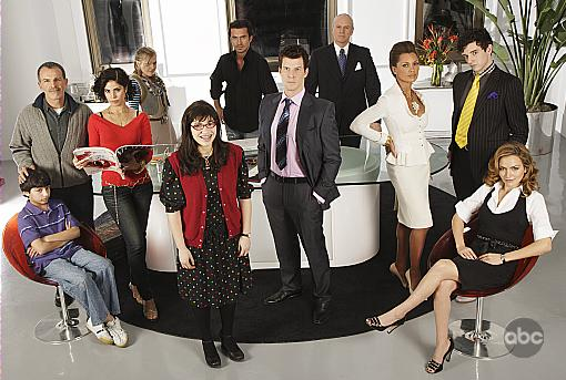 """Would You Watch a Musical """"Ugly Betty""""?"""