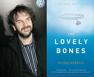 Peter Jackson: Writer/Director of The Lovely Bones?