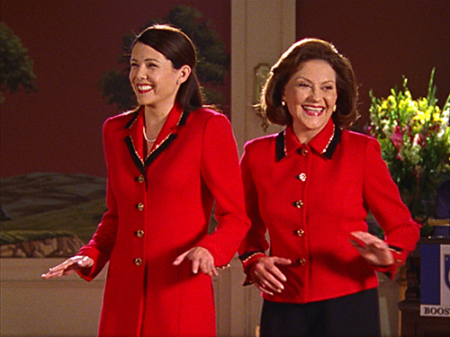 "TV Wedding Party Moment: ""Gilmore Girls"""