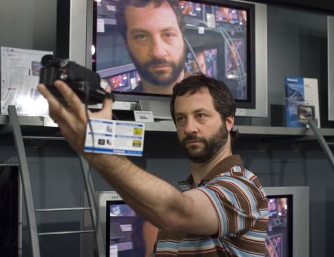 Judd Apatow is Everywhere