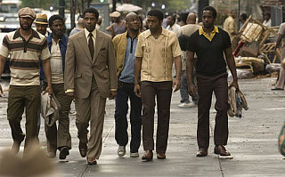 First Look: Denzel, Russell Crowe in American Gangster