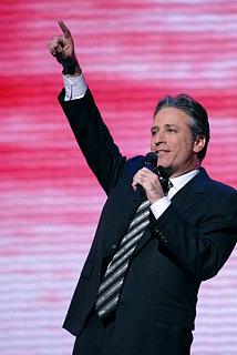 NBC's New Boss is Courting Jon Stewart