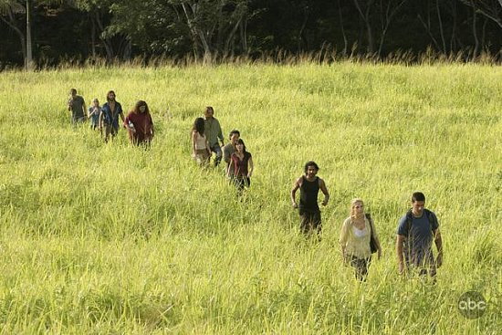 "Five Questions for ""Lost"""