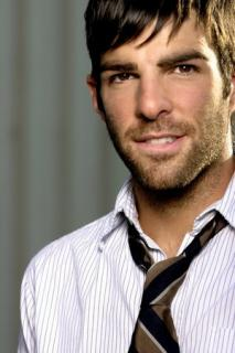 Zachary Quinto: From Sylar to... Spock?