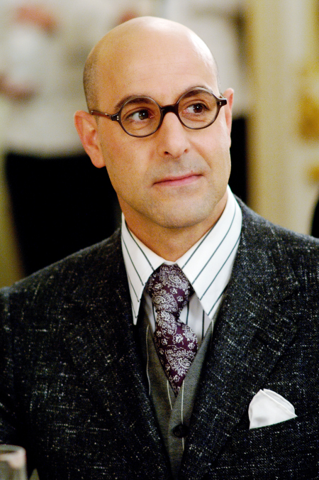 Stanley Tucci Cast in The Lovely Bones