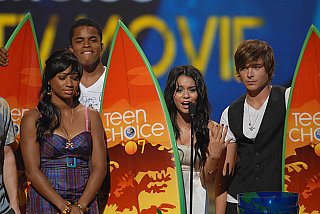 2007 Teen Choice Awards: Announcing the Winners!