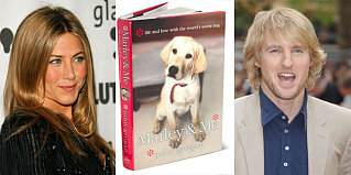 Aniston and Wilson to Star in Marley and Me