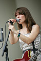"Live Clip: Feist Sings ""1 2 3 4"" with Grizzly Bear, AC Newman and More on ""Letterman"""