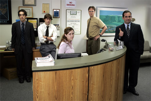 "What ""The Office"" Crew Did on Their Summer Vacations"