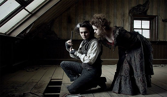 Movie Preview: Sweeney Todd: The Demon Barber of Fleet Street