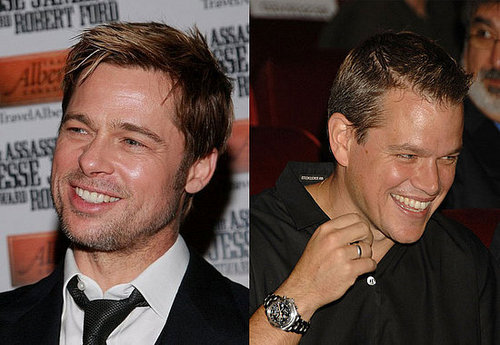 Brad Pitt to Replace Matt Damon in The Fighter
