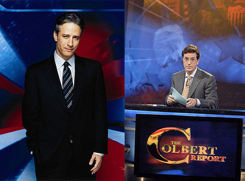 Stewart, Colbert Ratings Up — Even Without Writers