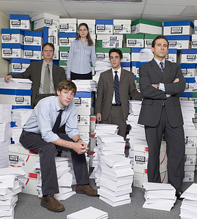 The Office Helps Its Crew by Auctioning a Set Visit