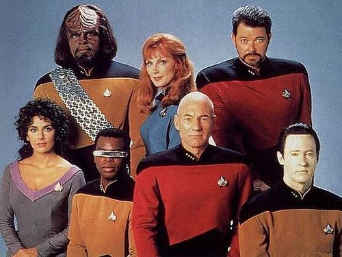 Star Trek Casting Call — Deformities Welcome