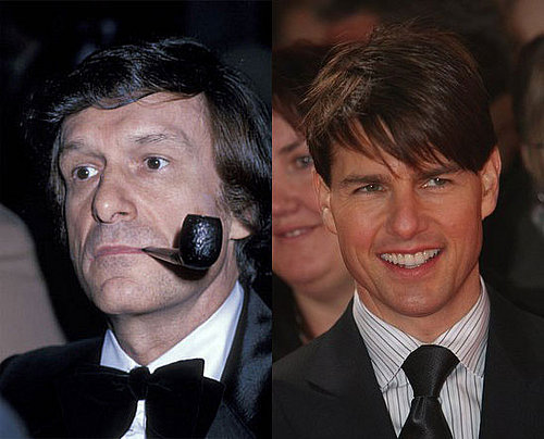 Do You Think Tom Cruise Could Play Hugh Hefner?