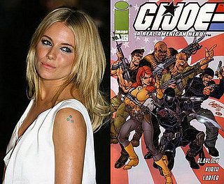 Sienna Miller First Official Cast Member of G.I. Joe Movie