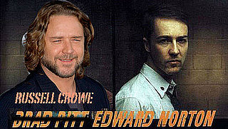Russell Crowe Replaces Brad Pitt in State of Play
