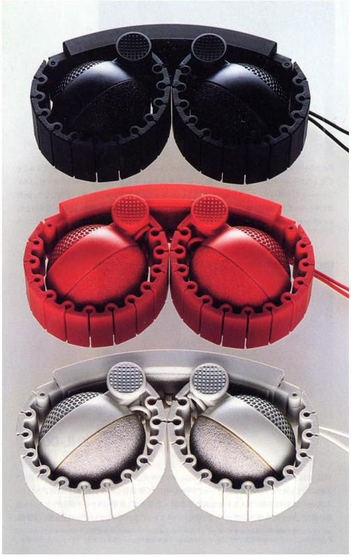 Vintage Geek: Retractable Headphones