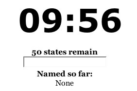 Website of the Day: Name 50 States in 10 Minutes