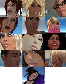 The 13 Most Beautiful Avatars Of Second Life