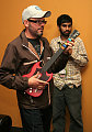 Comedian David Cross Rocks Out On Guitar Hero