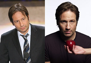 Geek of the Week: David Duchovny