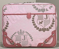 Crystal Pink Juicy Couture Laptop Sleeve