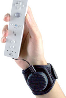 Great Geek Gear Find: Wii Sports Cuff