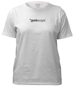 And The Winner Of The Adorable geeksugar Tee Is...