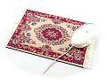 Totally Geeky or Geek Chic? Persian Mouse Rugs