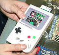 Geek Puts Complete Computer In His Gameboy