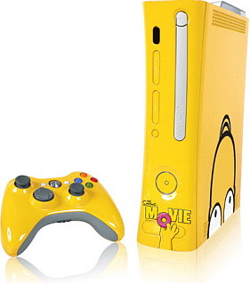 Totally Geeky or Geek Chic? Simpsons Xbox 360