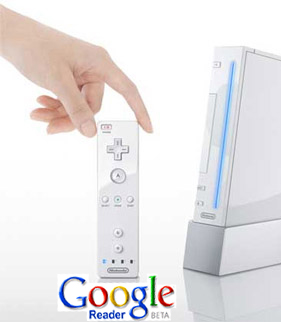 Geek Tip: Using Google Reader On Your Wii