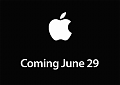 Apple's iPhone Hits Market June 29