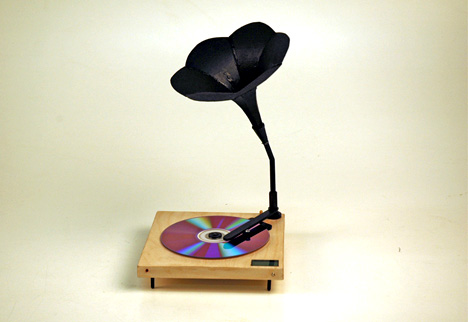 Love It or Leave It? CD Record Player