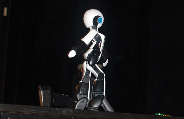 female robot 5