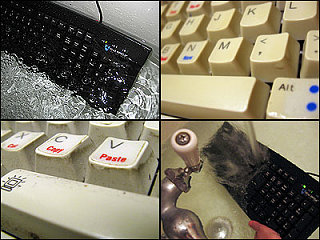 Dishwasher Safe Keyboards