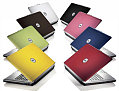 Dell To Release Rainbow of Notebooks