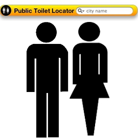 Download of the Day: Public Toilet Locator