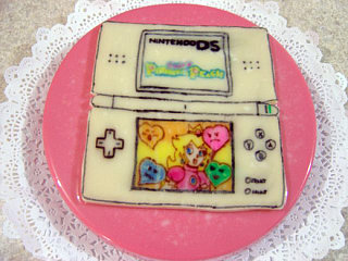 Edible Geek: Jello DS Lite Cake