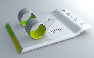 Vibrating Alarm Ring: Wake Up Without Sound