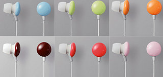 Love It Or Leave It? Colorful M&M-Inspired Headphones