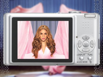 Shakira Represents For Panasonic Products