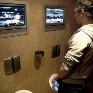 """Interactive"" Bathroom Experience To Prevent DUIs"