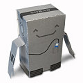 Print Your Own Mandelbot Paper Toy 