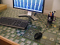 Moment of Geek: CPU Desk