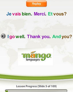 Website of the Day: Mango Languages