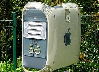 Moment of Geek: Apple Computer Mailbox