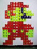 Tech News - Make Mario Wall Art from Old Floppies